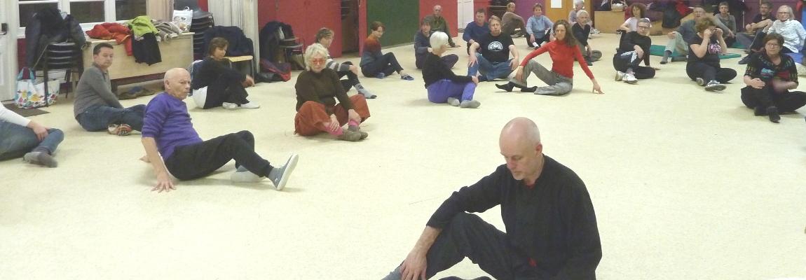 La pratique au sol